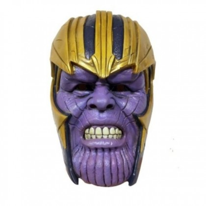 Halloween DTP Costume Cosplay Party Scary Thanos Mask