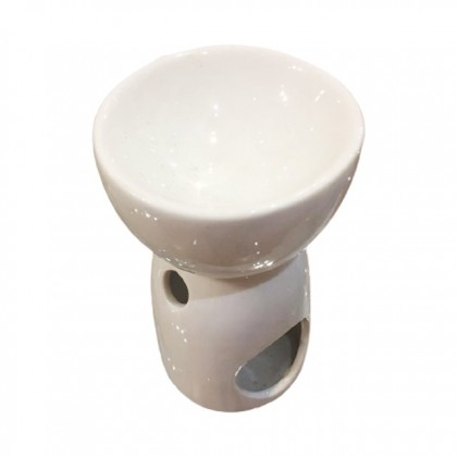 Classic Ceramic Fragrance Oil Burner Aromatherapy Scent Candle Holder