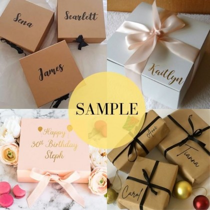 RAYA SALE: FREE Customize Gift Box For Him/Her With Aromatherapy Gift Box Set