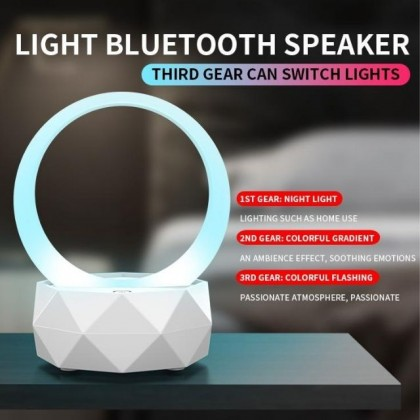 CUSTOMIZE - 3D LED Acrylic Photo Lamp Bluetooth Music Laser Engraved Gift for Him / Her Achievement Award Gift