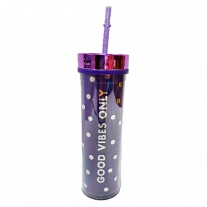 Lifebottle Tumbler Cup With Straw