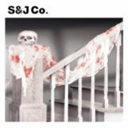 Halloween Party / Event Decorations BLOODY CREEPY CLOTH / Prop Table Door Decoration